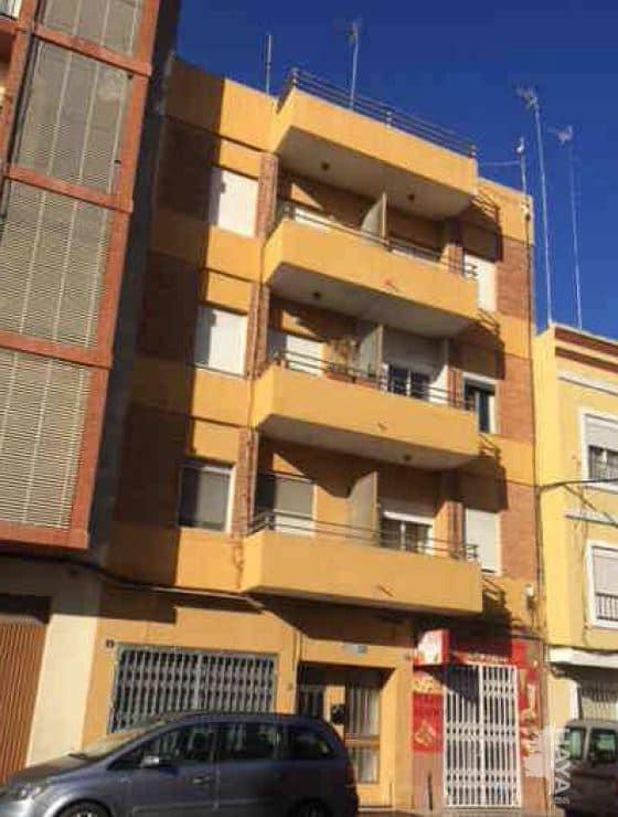 Piso en venta en Carlet, Valencia, Calle Villanueva, 40.600 €, 3 habitaciones, 1 baño, 83 m2