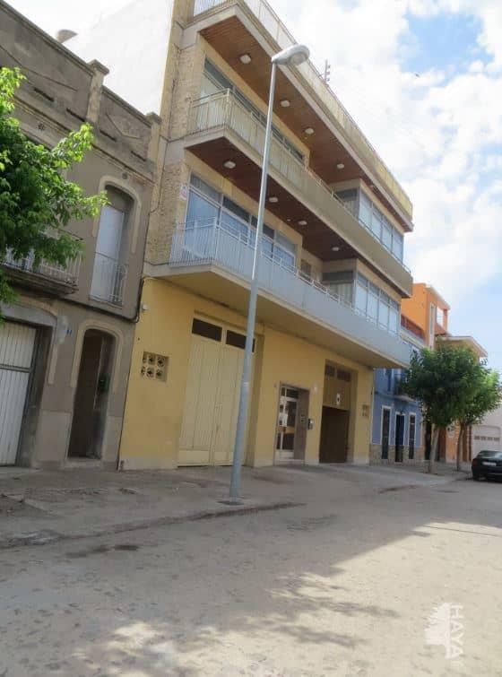 Piso en venta en Burriana, Castellón, Calle Sant Roc, 90.900 €, 4 habitaciones, 2 baños, 175 m2