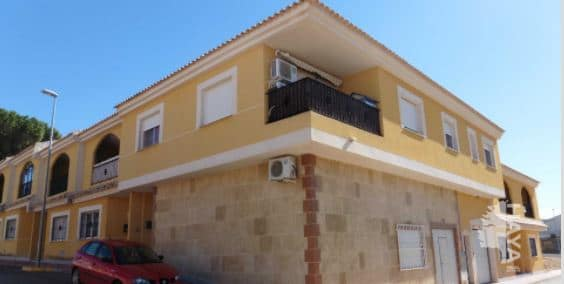 Piso en venta en Torre-pacheco, Murcia, Calle Francisco Ros, 94.300 €, 1 habitación, 1 baño, 112 m2