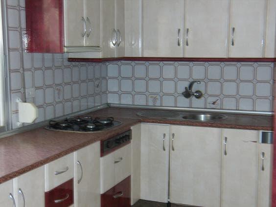 Piso en venta en San Javier, Murcia, Plaza Rosario Bernabéu, 78.400 €, 4 habitaciones, 1 baño, 143 m2