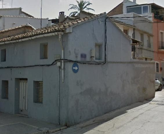 Casa en venta en Cogullada, Carcaixent, Valencia, Calle Santa Barbara, 29.300 €, 3 habitaciones, 1 baño, 108 m2