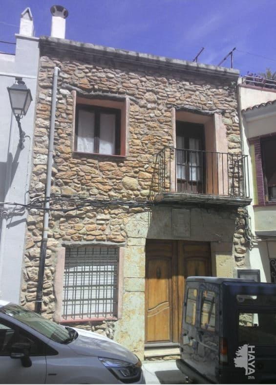 Casa en venta en Cervera del Maestre, Castellón, Calle Nueva, 95.900 €, 4 habitaciones, 2 baños, 202 m2