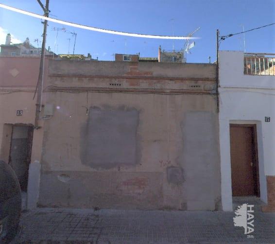 Casa en venta en Sabadell, Barcelona, Calle de Sagunt, 101.772 €, 1 habitación, 1 baño, 67 m2
