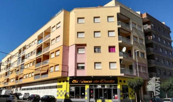 Piso en venta en Mas de Miralles, Amposta, Tarragona, Avenida la Rapita, 76.000 €, 4 habitaciones, 2 baños, 125 m2