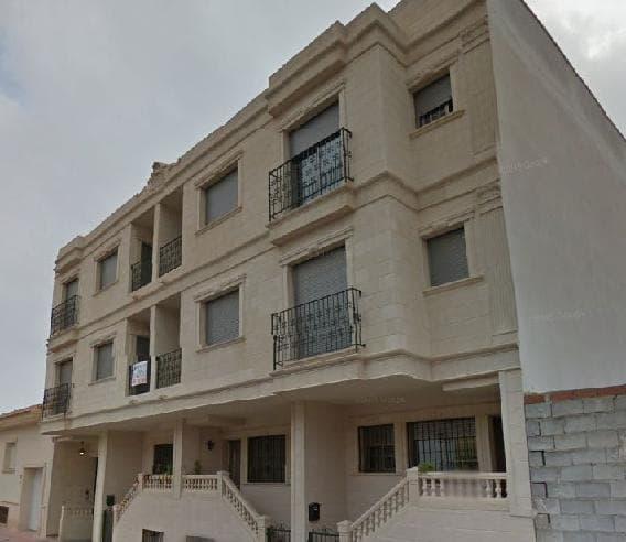 Piso en venta en San Isidro, Alicante, Calle Tierno Galvan, 57.500 €, 3 habitaciones, 1 baño, 103 m2