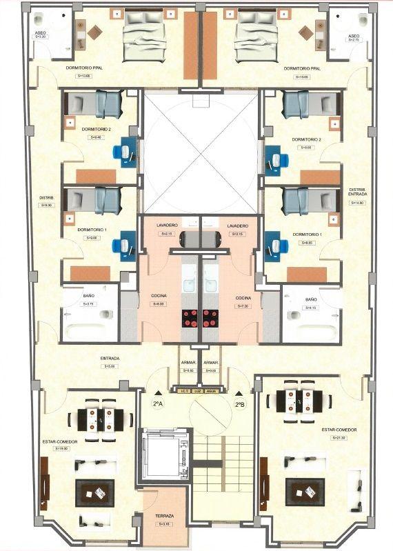 Piso en venta en Torre del Campo, Jaén, Calle Menendez Pidal, 98.000 €, 3 habitaciones, 2 baños, 111 m2