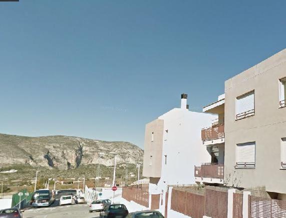 Piso en venta en Lloma la Mata, Teulada, Alicante, Calle Valencia, 104.000 €, 3 habitaciones, 2 baños, 103 m2