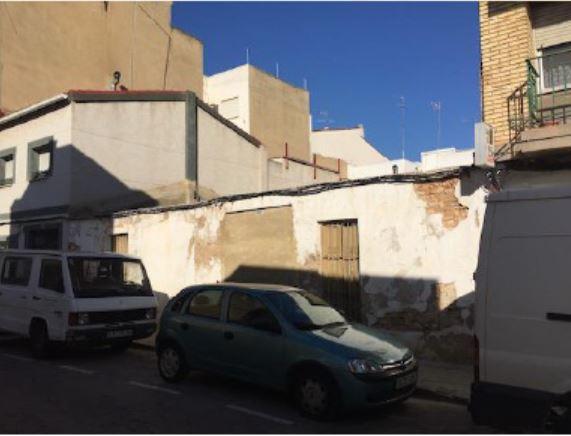 Suelo en venta en Torrent, Valencia, Calle San Cayetano, 109.200 €, 125 m2