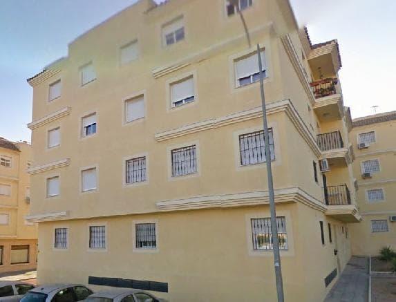 Piso en venta en La Fuensanta-villainés, Huércal de Almería, Almería, Calle Rio Chico, 92.200 €, 2 habitaciones, 1 baño, 88 m2
