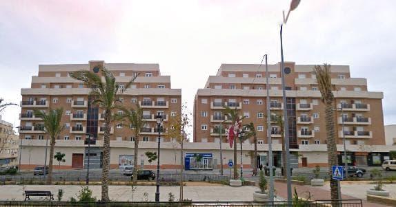 Piso en venta en Vícar, Almería, Calle Bulevar Ciudad de Vicar, 68.000 €, 2 habitaciones, 1 baño, 76 m2