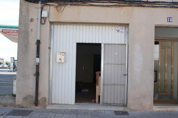 Local en venta en Benicarló, Castellón, Calle del Puig de la Nau, 25.200 €, 72 m2