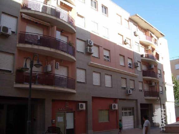 Piso en venta en Cartagena, Murcia, Calle Paz de Belgrado, 121.000 €, 3 habitaciones, 2 baños, 97 m2