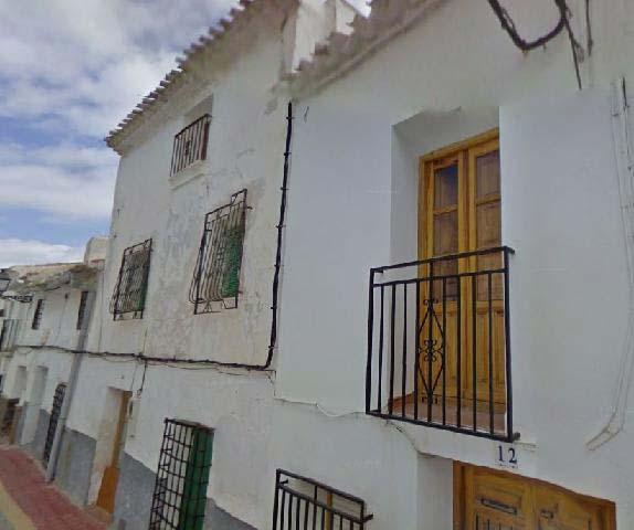 Casa en venta en Vélez-blanco, Almería, Calle Palacio, 56.100 €, 3 habitaciones, 2 baños, 184 m2