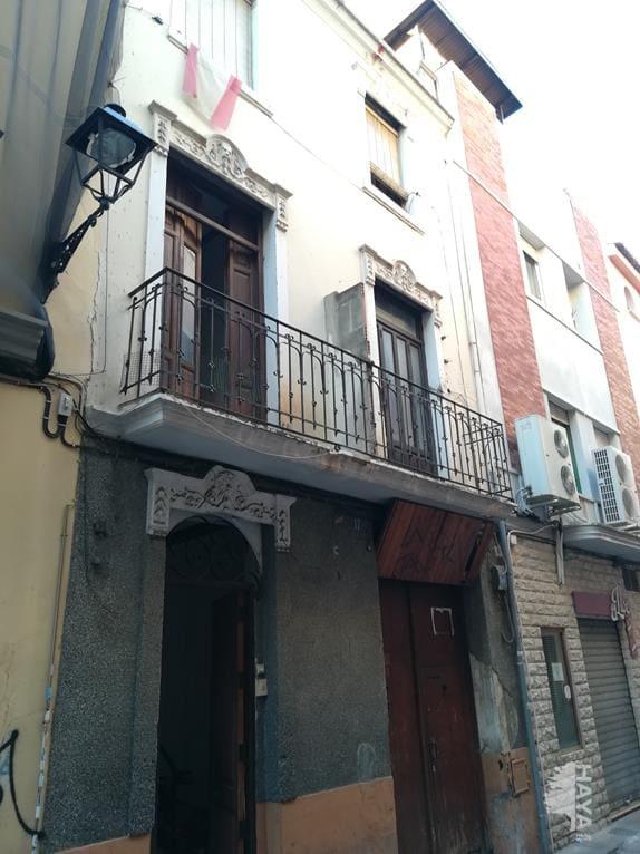 Piso en venta en Alquerieta, Alzira, Valencia, Calle San Vicente Ferrer, 42.742 €, 3 habitaciones, 1 baño, 116 m2