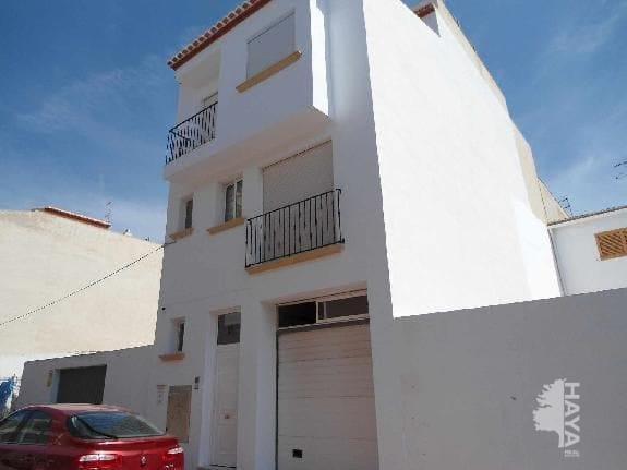 Piso en venta en Lloma la Mata, Teulada, Alicante, Calle Tabarca, 46.000 €, 1 habitación, 1 baño, 44 m2