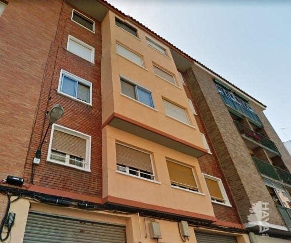 Piso en venta en Delicias, Zaragoza, Zaragoza, Calle Conde de la Viñaza, 65.100 €, 3 habitaciones, 1 baño, 80 m2