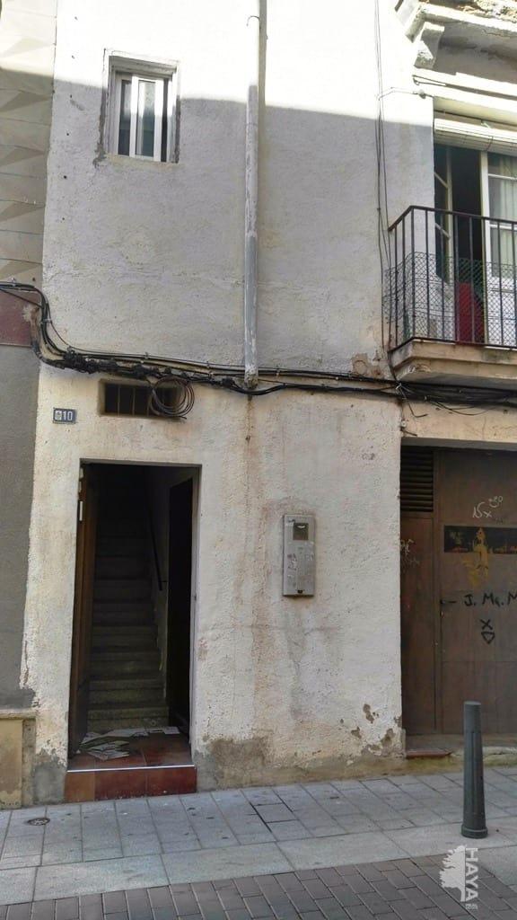 Piso en venta en Reus, Tarragona, Calle Santo Tomas, 81.600 €, 1 habitación, 1 baño, 54 m2