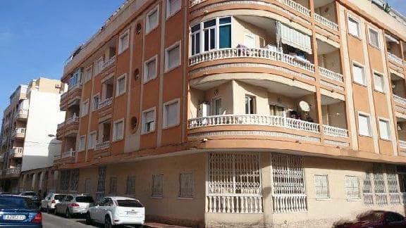 Piso en venta en Torrevieja, Alicante, Calle la Loma, 61.200 €, 1 habitación, 1 baño, 58 m2