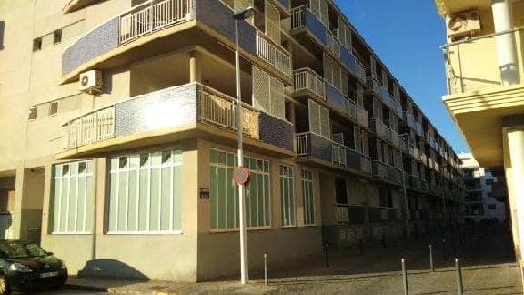 Piso en venta en Moncofa, Castellón, Calle Cullera, 98.400 €, 2 habitaciones, 1 baño, 97 m2
