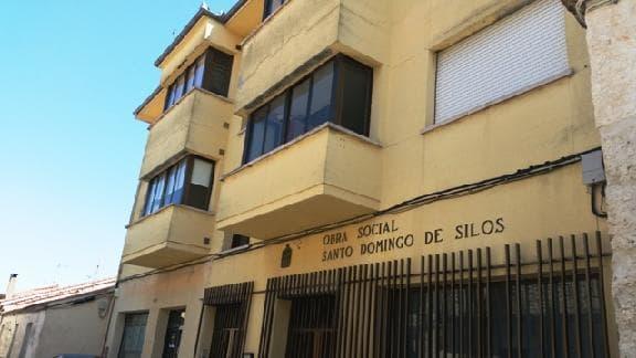 Piso en venta en Fuentesaúco de Fuentidueña, Segovia, Calle Real del Norte, 50.500 €, 3 habitaciones, 2 baños, 588 m2