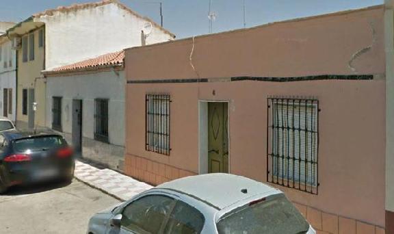 Casa en venta en La Carolina, Jaén, Calle Campomanes, 30.604 €, 3 habitaciones, 1 baño, 69 m2
