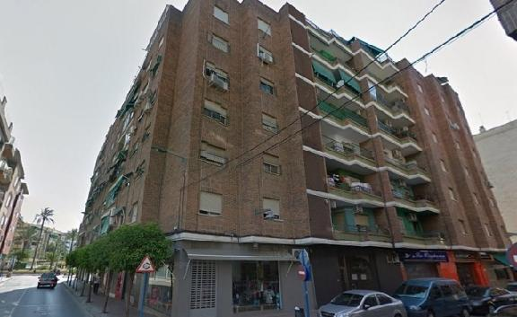 Piso en venta en Molina de Segura, Murcia, Calle San Juan, 63.948 €, 3 habitaciones, 2 baños, 118 m2