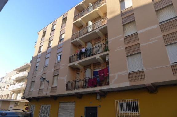 Piso en venta en Pamis, Ondara, Alicante, Calle Doctor Barraquer, 47.330 €, 3 habitaciones, 1 baño, 93 m2