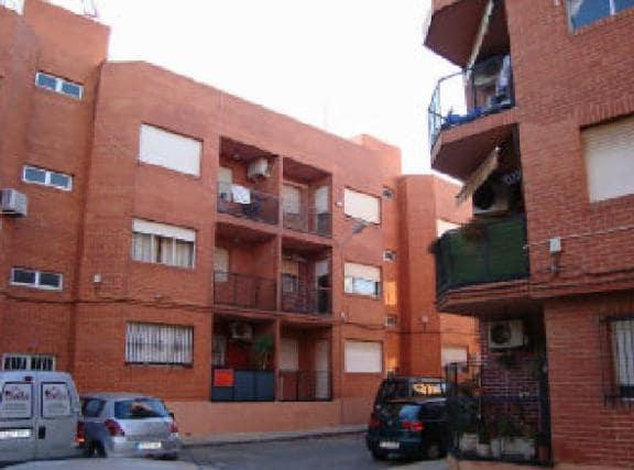 Piso en venta en San Javier, Murcia, Calle la Cortes-manzana Iii, 67.100 €, 3 habitaciones, 1 baño, 95 m2