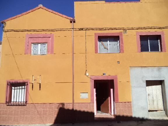 Casa en venta en Villatobas, españa, Calle Cardenal Cisneros, 21.402 €, 4 habitaciones, 1 baño, 140 m2