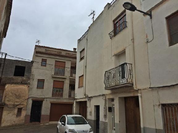 Piso en venta en Urbanización El Pantano, L` Alcora, Castellón, Calle Sol, 14.400 €, 3 habitaciones, 1 baño, 72 m2