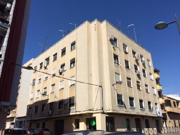 Piso en venta en Alaquàs, Valencia, Calle Santa Lucia, 35.150 €, 2 habitaciones, 1 baño, 76 m2