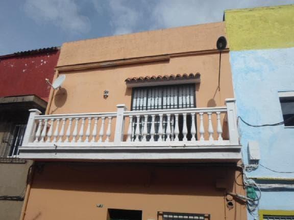 Casa en venta en San García, Algeciras, Cádiz, Calle los Albañiles, 30.400 €, 3 habitaciones, 1 baño, 113 m2