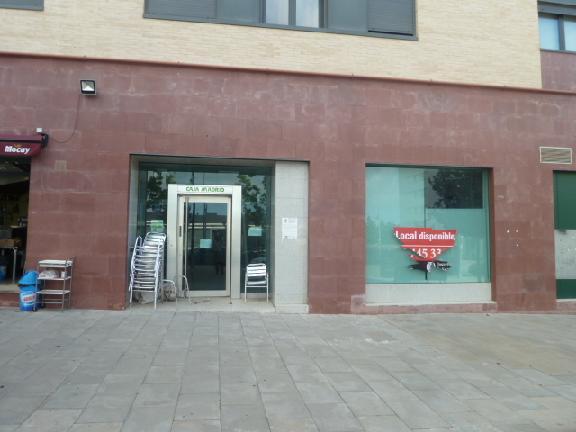 Oficina en venta en Pla del Bon Aire, Terrassa, Barcelona, Avenida Parlament, 171.000 €, 237 m2