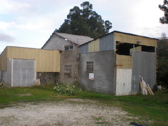 Industrial en venta en O Merlín, Viveiro, Lugo, Carretera Do Porto, 22.247 €, 1092 m2