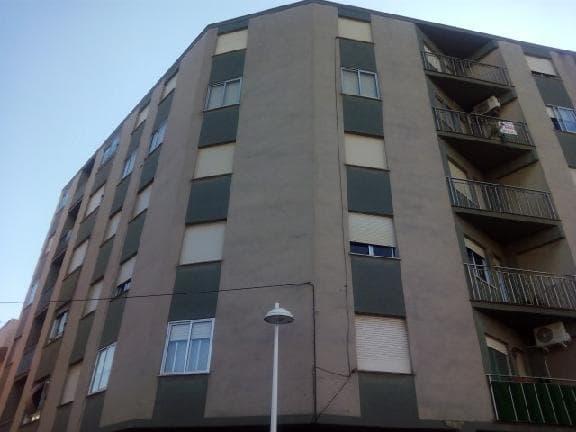 Piso en venta en Torreblanca, Castellón, Calle San Jaime, 63.096 €, 3 habitaciones, 2 baños, 99 m2