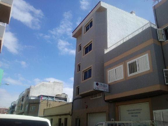 Piso en venta en Casa Pastores, Santa Lucía de Tirajana, Las Palmas, Avenida de Canarias, 88.110 €, 3 habitaciones, 1 baño, 89 m2