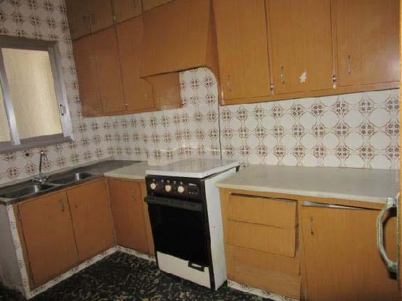 Piso en venta en Piso en Burriana, Castellón, 30.282 €, 3 habitaciones, 1 baño, 82 m2