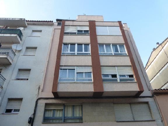 Piso en venta en Santa Eugènia, Girona, Girona, Calle Montseny, 48.450 €, 2 habitaciones, 1 baño, 77 m2