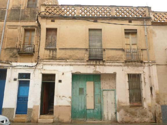 Casa en venta en Amposta, Tarragona, Calle Calle Navarra,, 57.800 €, 3 habitaciones, 1 baño, 226 m2