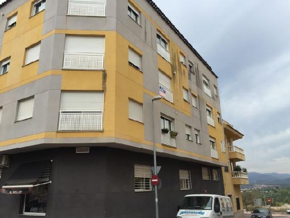 Piso en venta en Vilafamés, Castellón, Calle Cl Sant Miquel, 54.512 €, 2 habitaciones, 1 baño, 55 m2