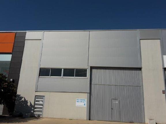Industrial en venta en Burriana, Castellón, Calle de L`argent, 153.000 €, 425 m2