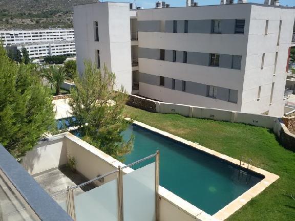 Piso en venta en Oropesa del Mar/orpesa, Castellón, Calle Carrasca, 104.500 €, 2 habitaciones, 2 baños, 87 m2