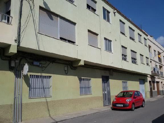 Piso en venta en Almazora/almassora, Castellón, Calle Santa Lucia, 58.500 €, 4 habitaciones, 1 baño, 110 m2