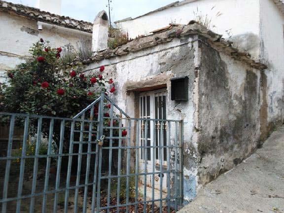 Casa en venta en Polopos, Granada, Calle Visillo, 24.400 €, 1 habitación, 1 baño, 119 m2