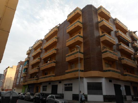 Piso en venta en Burriana, Castellón, Calle Europa, 62.500 €, 4 habitaciones, 2 baños, 130 m2