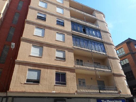 Piso en venta en Burriana, Castellón, Calle San Rafael, 91.250 €, 3 habitaciones, 2 baños, 130 m2