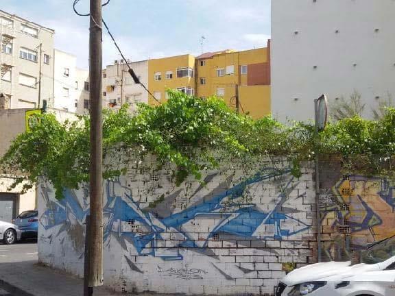 Suelo en venta en Grupo Virgen de Lidón, Castellón de la Plana/castelló de la Plana, Castellón, Calle Rio Ebro, 270.000 €, 185 m2