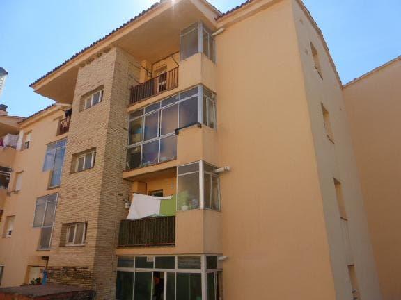 Piso en venta en Banyoles, Girona, Plaza Mare de Deu del Mont, 40.958 €, 3 habitaciones, 1 baño, 81 m2