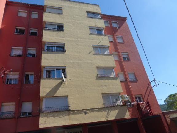 Piso en venta en Font de la Pólvora, Girona, Girona, Calle Hortensia, 44.850 €, 3 habitaciones, 1 baño, 75 m2