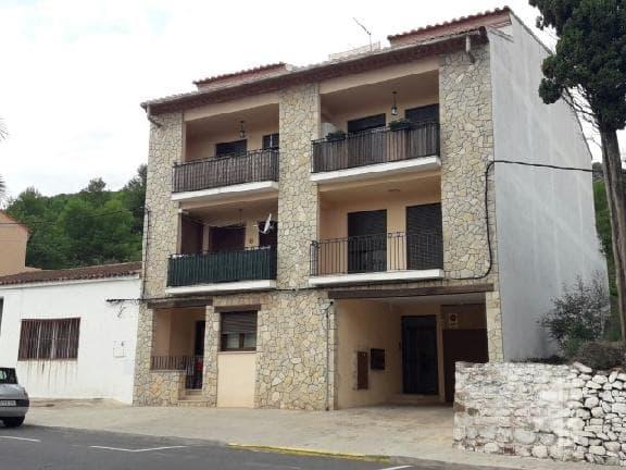 Piso en venta en La Pobla Tornesa, Castellón, Calle Moli de Foc, 107.483 €, 4 habitaciones, 3 baños, 112 m2